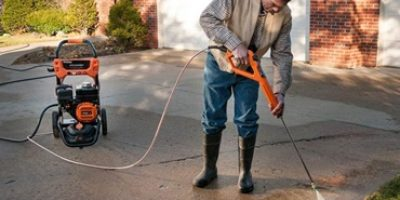 Best Gas Pressure Washers Featured