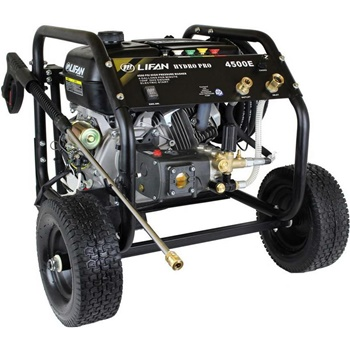 Lifan 4515 Elite Series Hydro Pro Commercial Pressure Washer