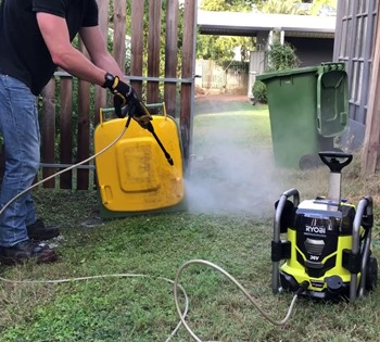 Portable Pressure Washers